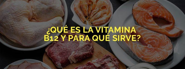 La vitamina B12 ayuda en funciones básicas de nuestro organismo.