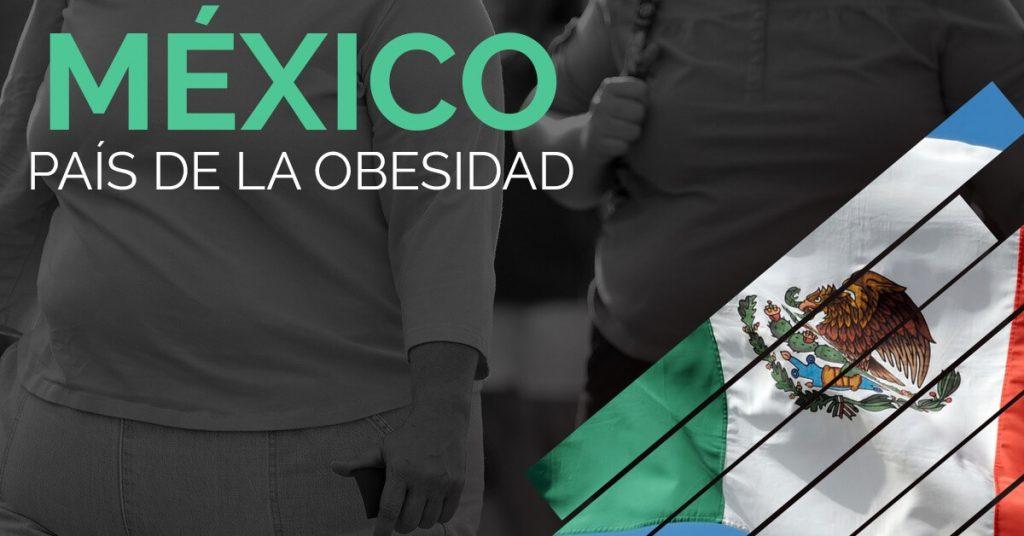 En los últimos años, México ha sido de los primeros lugares de obesidad en el mundo.