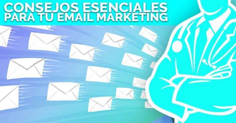 Consejos para tu publicidad por Email.