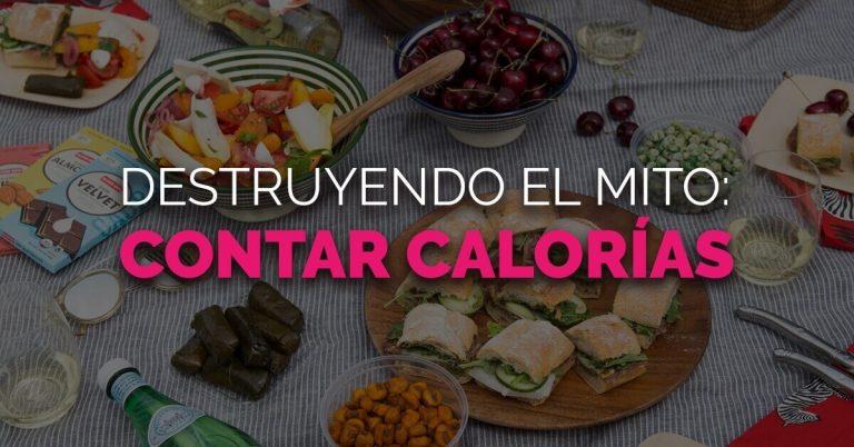 Aprende sí es bueno o no, contar calorías.
