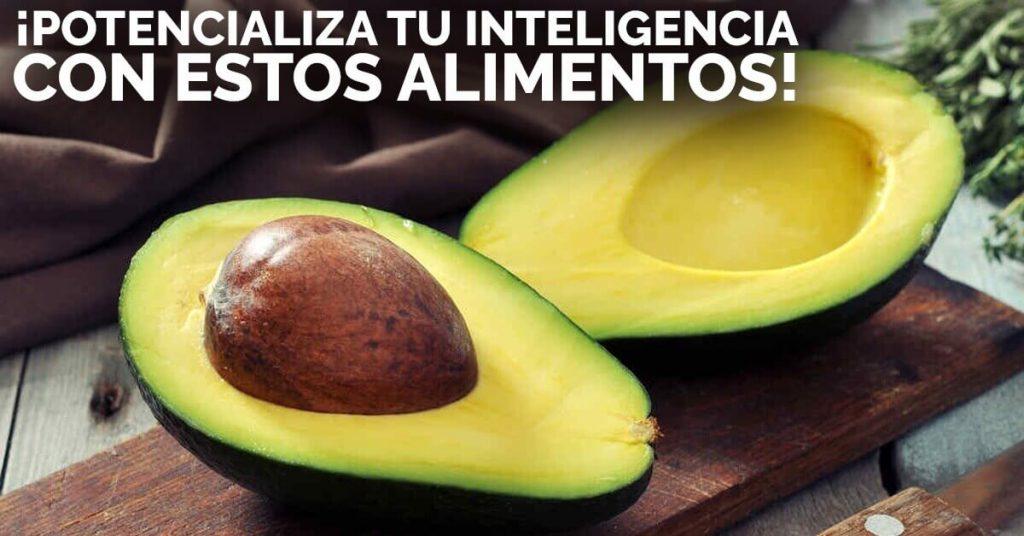 Estos alimentos potenciarán tu inteligencia.