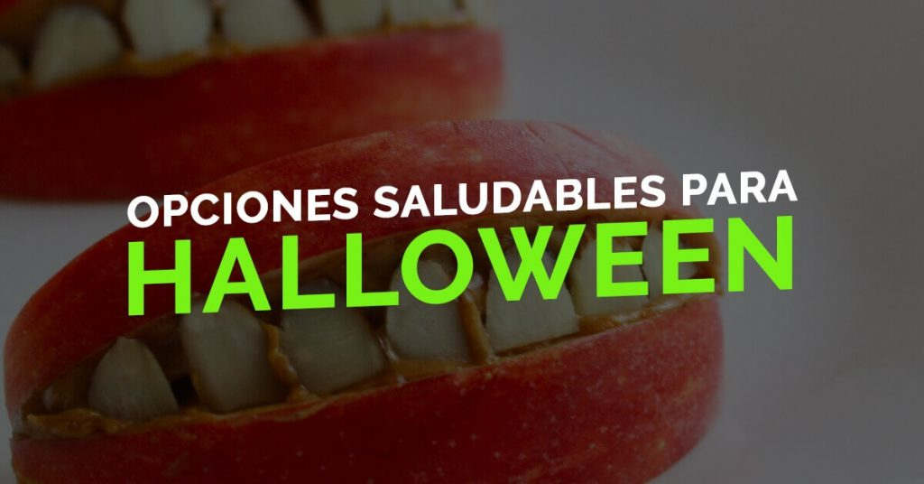 Con estas saludables alternativas de dulces, tendrás un riquísimo Halloween.