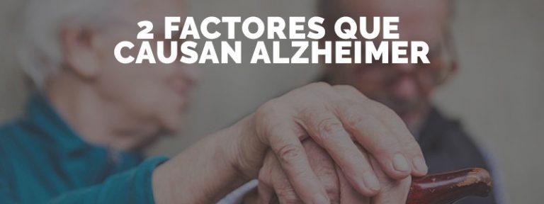 La obesidad puede generar Alzheimer.