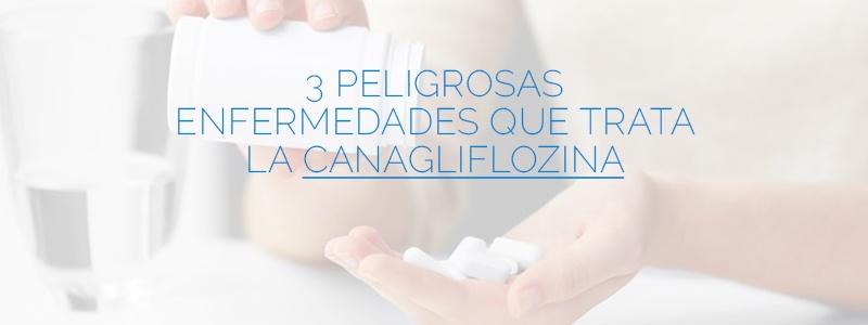 La canagliflozina es un medicamento para personas con diabetes tipo 2.