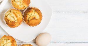 Receta de cupcakes de mango.