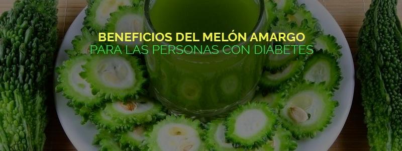 El melón amargo combate la diabetes y frena el cáncer.