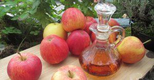 El vinagre de manzana ayuda a prevenir lesiones oxidativas en los riñones.