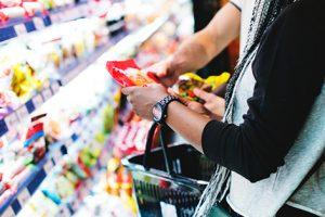 Compra variedad de alimentos para hacer distintas preparaciones.