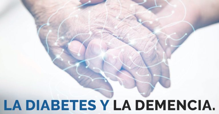 Diabetes vinculada a la demencia