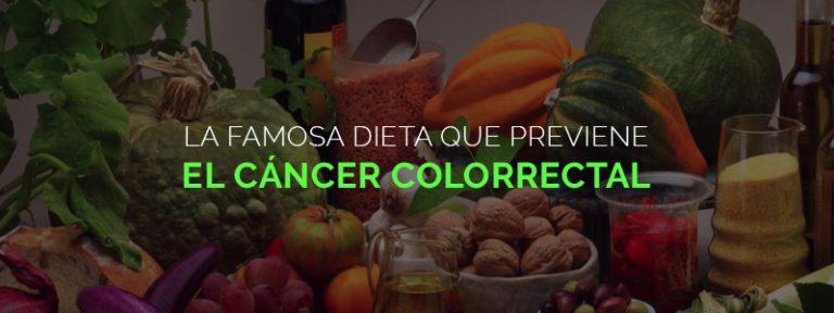 Cómo prevenir el cáncer colorrectal.