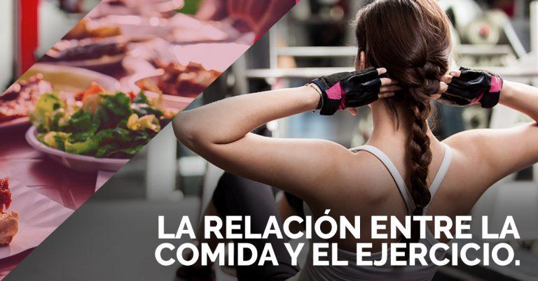 Cómo comer cuando haces ejercicio