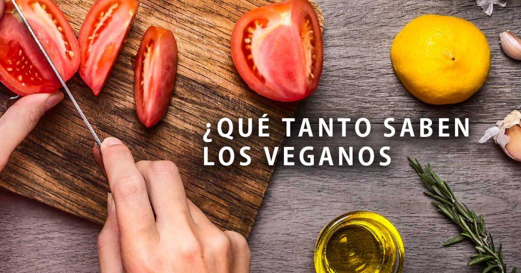 Información sobre el veganismo