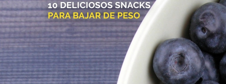 Snacks sanos