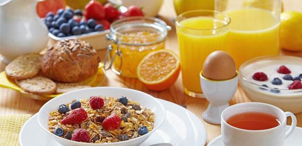 Desayunar es muy importante