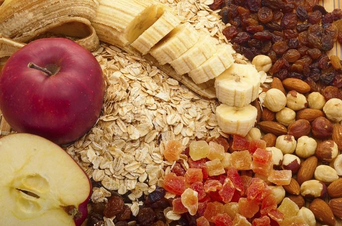 La fibra en tu dieta