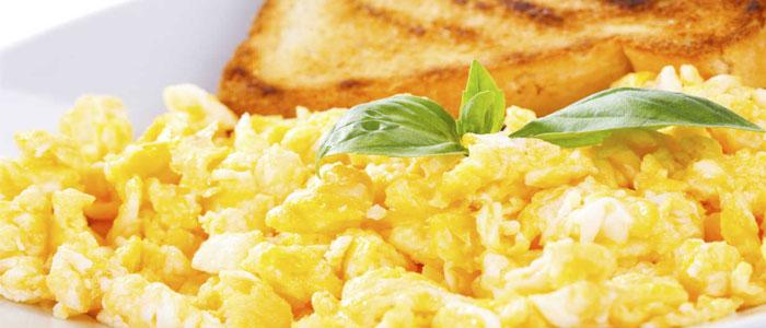 Tips para huevos revueltos