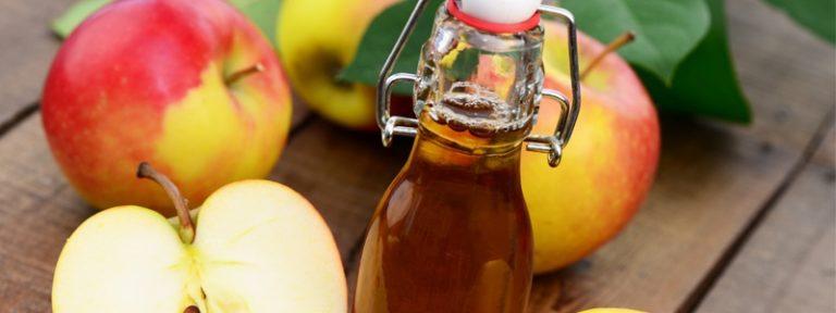 Cómo usar vinagre de manzana