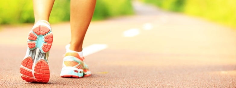 Caminar distancias cortas