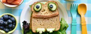 Lunch saludable para tu hijo