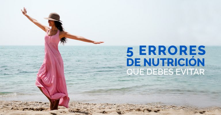 Nutrición para perder peso