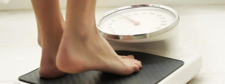 Baja de peso rápidamente