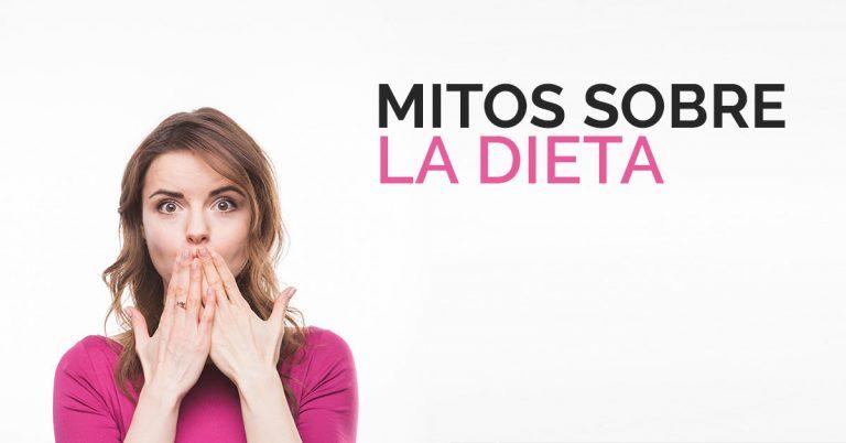 Información sobre las dietas