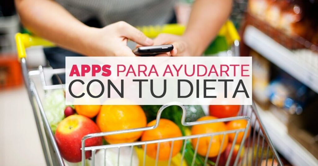 Apps para tu dieta