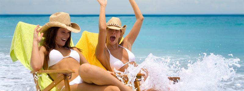 Cómo no subir de peso en vacaciones