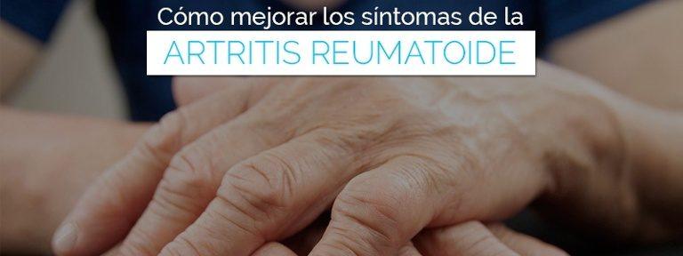 La artritis y sus síntomas