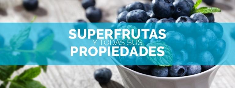 Las superfrutas en tu dieta