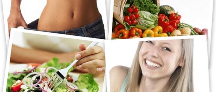 Baja de peso con una dieta