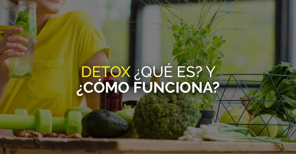Las dietas detox