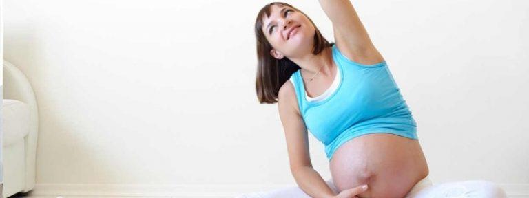 Ejercicio en el embarazo