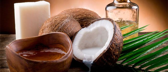 Cómo usar aceite de coco