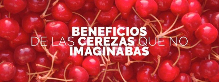 Empieza a comer cerezas