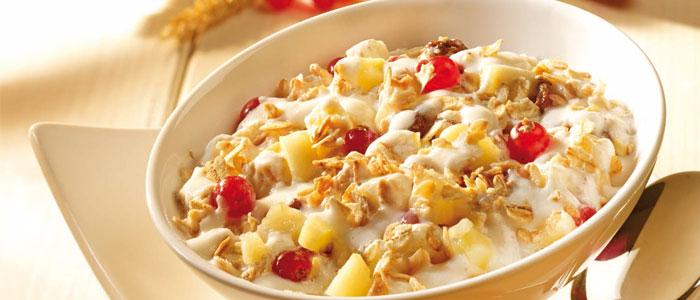 Ideas de desayunos sanos