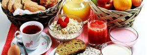 Desayunar para activar el metabolismo