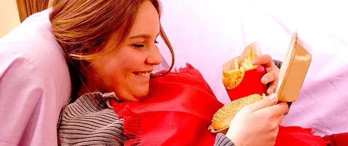 Evita la obesidad infantil