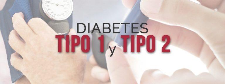 Los tipos de diabetes