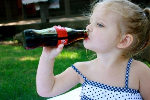 Los refrescos causan obesidad