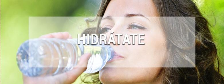Tips de hidratación