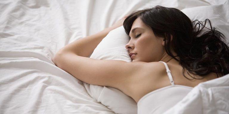 Técnica para dormir mejor