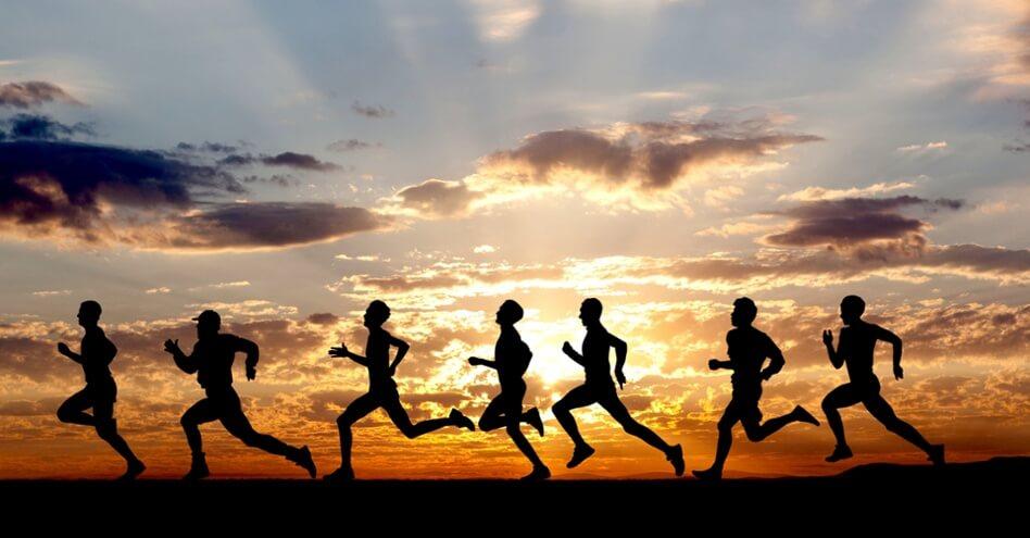 Corre un 5k con tu familia