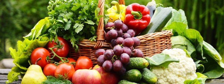 Los colores de las frutas y verduras tienen un significado