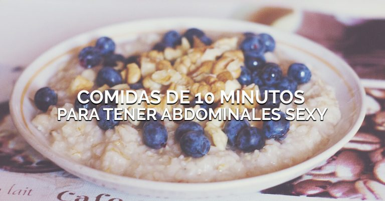 Ideas de comidas saludables