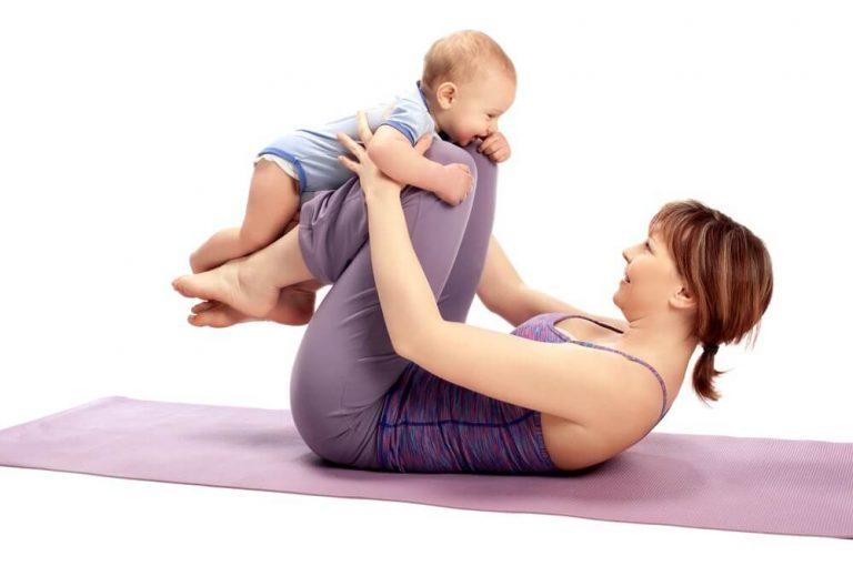 Baja de peso después de tener a tu bebé