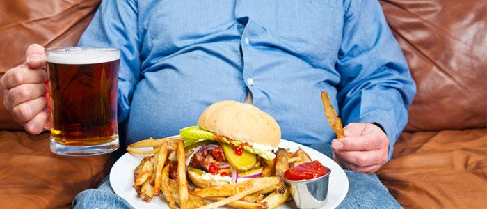 Tus hábitos pueden hacer que no bajes de peso