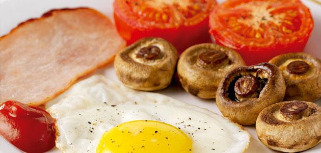 Desayuno saludable Cambridge