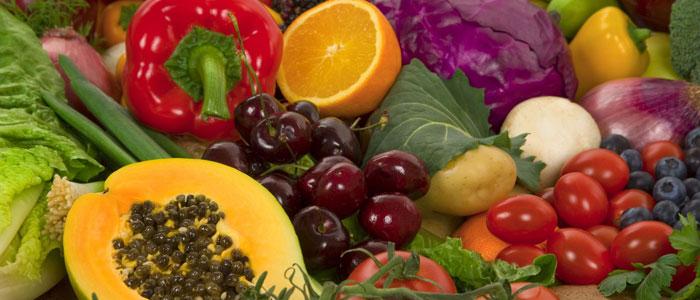 Es importante comer verduras