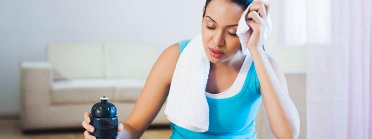 Peligros de hacer mucho ejercicio